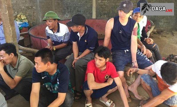 Công an khởi tố hai đối tượng tổ chức đánh bạc tại Nghệ An